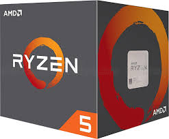 AMD RYZEN 5 2400G 3.6GHZ 4MB AM4 (65W) V...