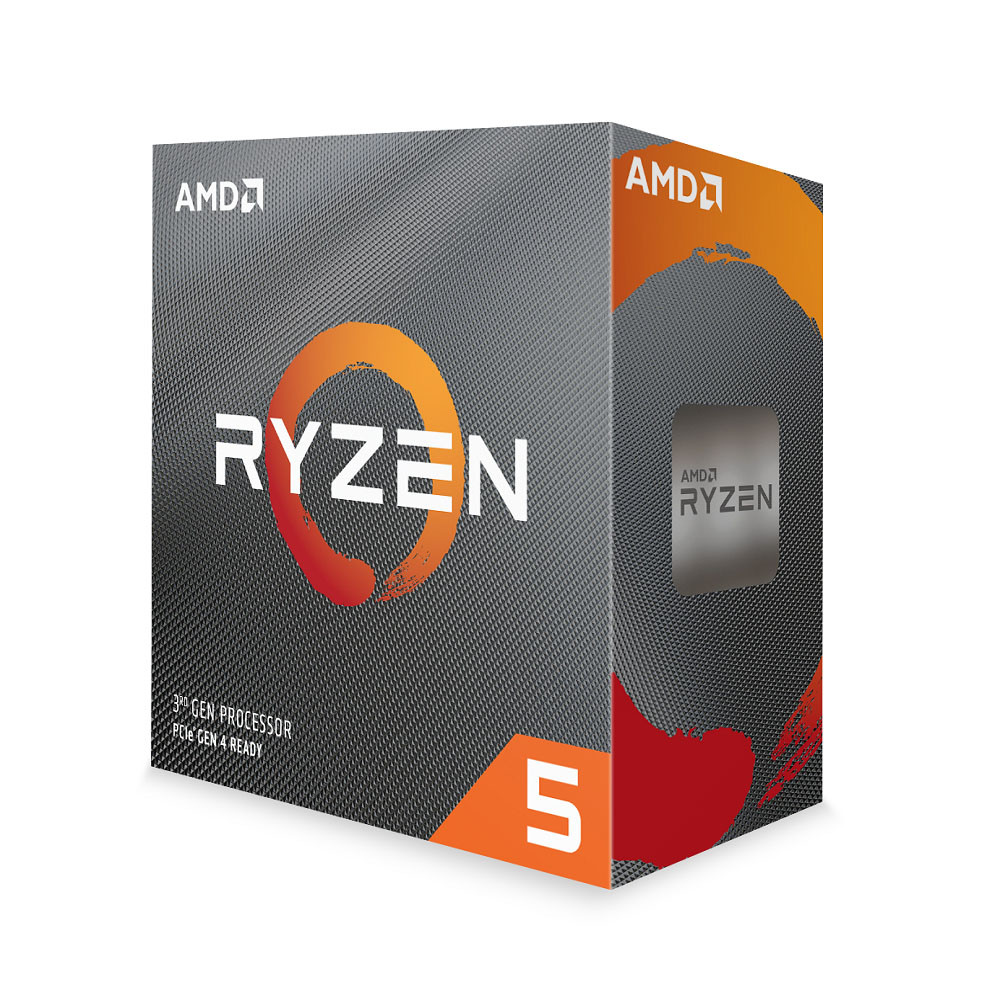 AMD Ryzen 5 3600 3.6GHz 32MB AM4 7nm İşl...