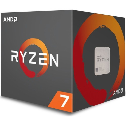 AMD Ryzen 7 2700 Soket AM4 3.2GHz 20MB Ö...