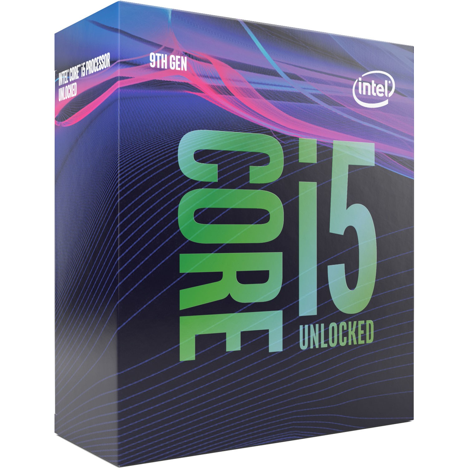 Intel Core i5 9600K 3.70GHz 9MB Cache LG...