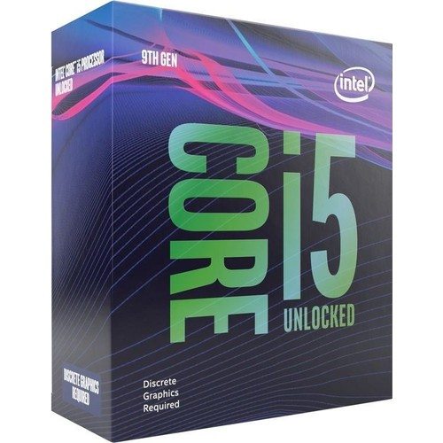 Intel Core i5 9600KF 3.7GHz LGA1151 9MB ...