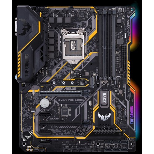 Asus TUF Z370-PLUS GAMING II LGA1151P8 D...